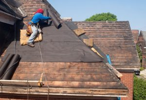 Professional Roof Replacement