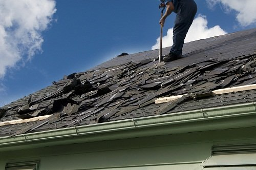 Remove old shingles