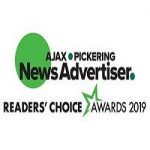 Ajax Pickering Readers choice award 2019