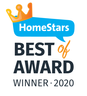 Logik Roofing Inc. Crowned 2020 HomeStars Best of Award