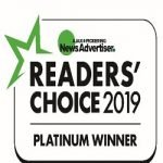 Readers choice platinum 2019