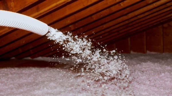 Do I Have to Remove Old Attic Insulation Before Topping Up with New?